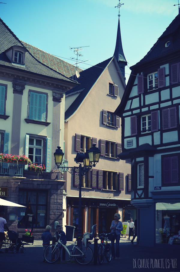 Colmar, France, De Quelle Planete Es Tu, Travel, Alsace