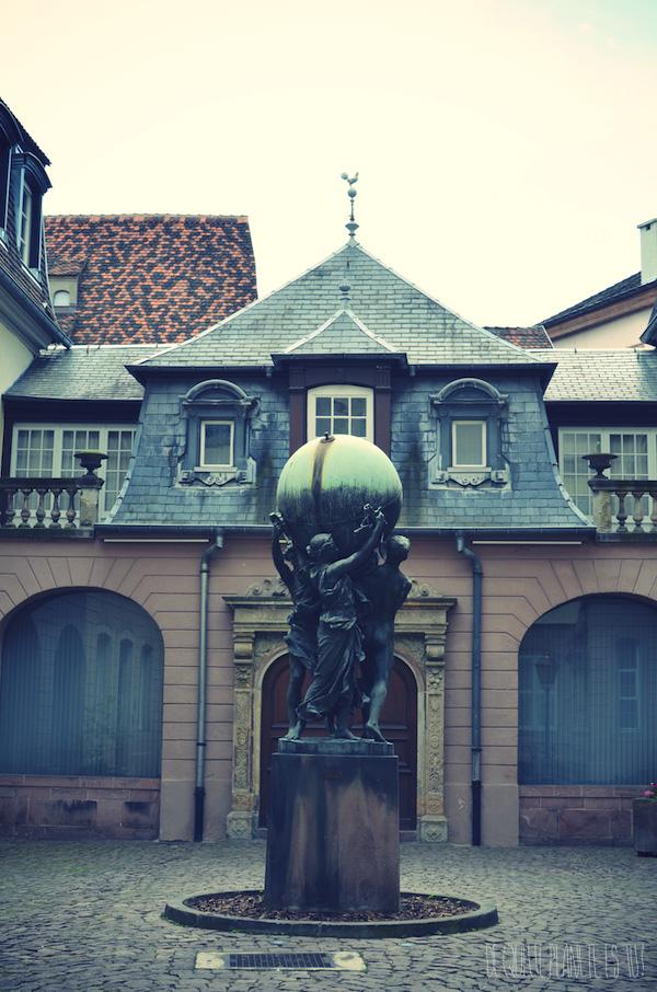 Alsace, Colmar, France, De Quelle Planete Es Tu