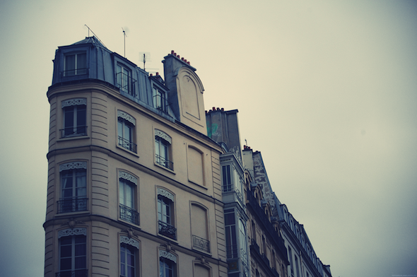 Paris, Skies, Parisian Buildings, De Quelle Planète es-tu?