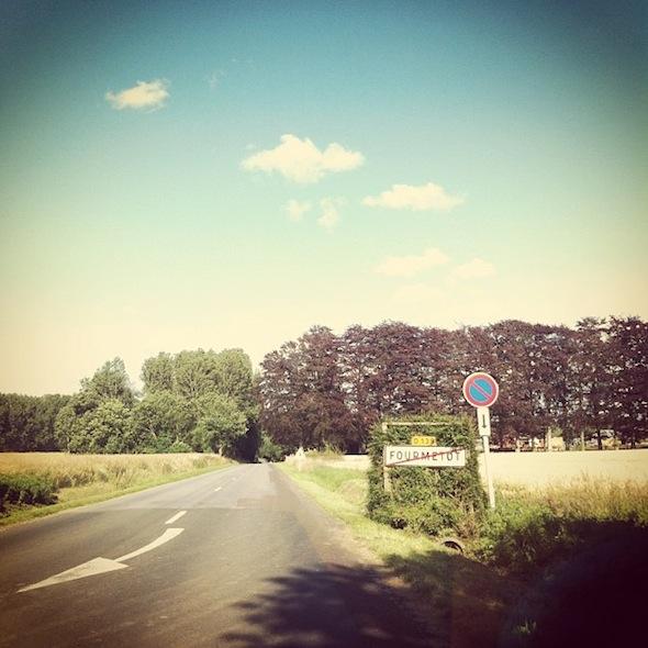 Fourmetot, Pont Audemer, Normandie