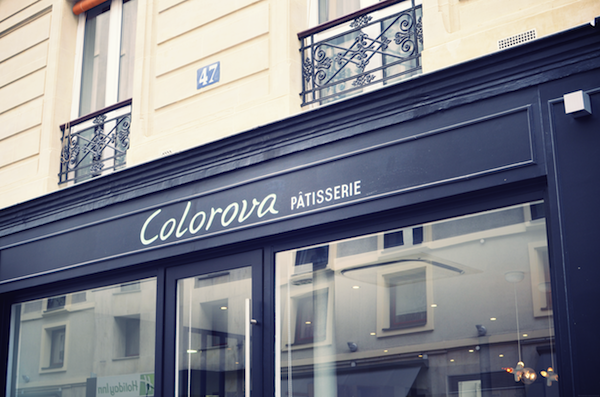 Colorova, Paris 6th, De quelle planete es tu?