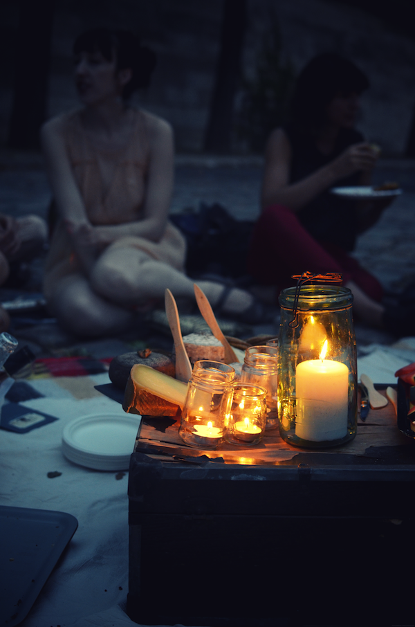 Kinfolk, Paris, Picnic