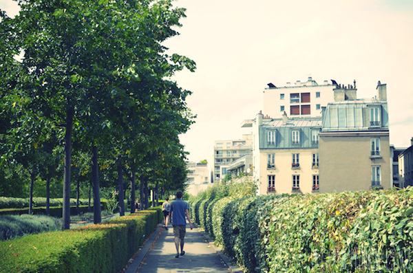 Promenade Plantée, Coulée Verte, Paris 12th