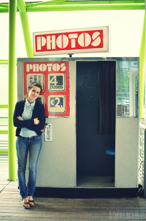 Wanderlust, Paris, Photobooth
