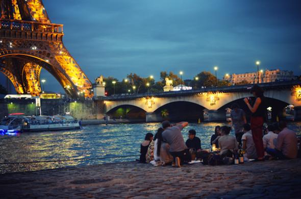 Kinfolk Parisian Picnic - De quelle planète es-tu?